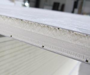 Bevorzugt Sandwichpaneele: Dach- und Wand-Montage OK24